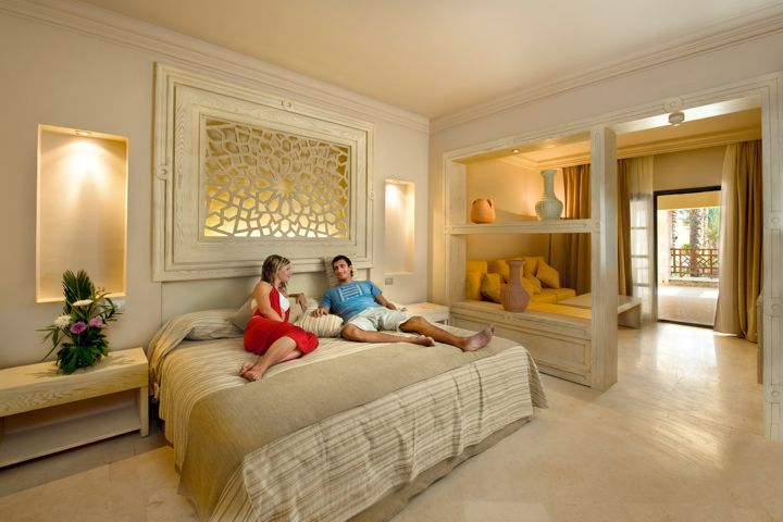 Makadi Spa Hotel - junior suite